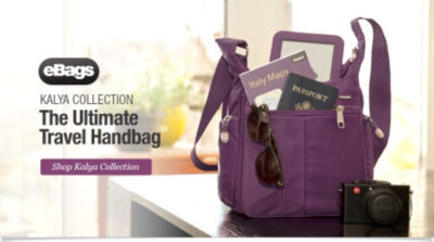 The Ultimate Travel Handbag | Shop the eBags Kalya Collection