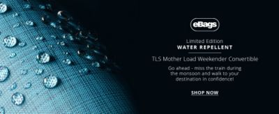 Shop eBags Limited Edition Water Repellent TLS Mother Lode Weekender Convertible