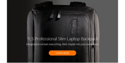 TLS Professional Slim | Designed to contain everything. | Learn More