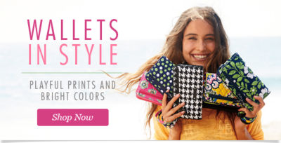 Wallets in Style: Playful Prints and Bright Colors! Shop Now