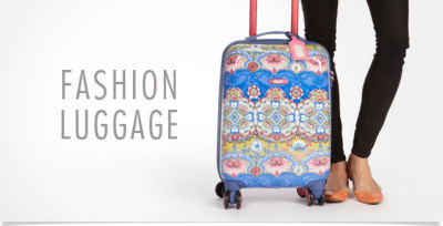 Shop Fashion Luggage