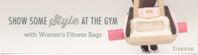 Shop Women's Gym and Fitness Bags