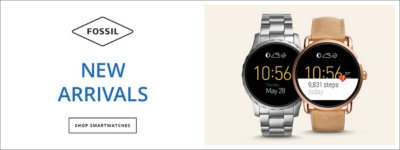 Shop Fossil Smartwatches