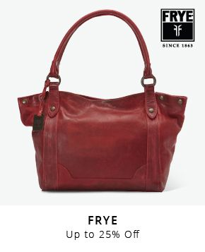 Frye Up to 25% Off
