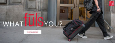 Shop ful Luggage
