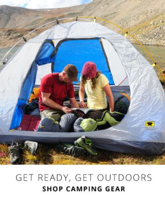 Get Ready, Get Outdoors | Shop Camping Gear