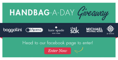 Handbag A Day Giveaway on Facebook