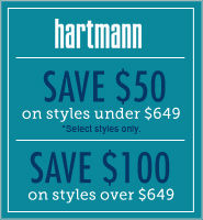 Hartmann Wings & Tweed Q4 promo
