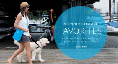 Summer Travel Favorites | Handbags & Accessories for your perfect summer adventures