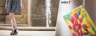 Shop Hobo Handbags, Wristlets and Wallets