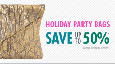 Shop Holiday Party Bags & Save up to 50% off