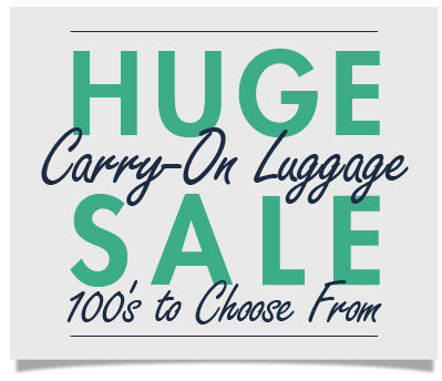 Shop Carry-On Luggage Sale