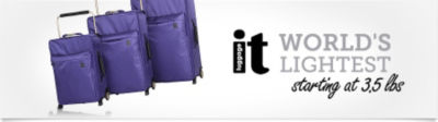 Shop World's Lightweight by IT Luggage