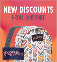 JanSport Spring Sale