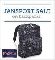 JanSport Fall Sale