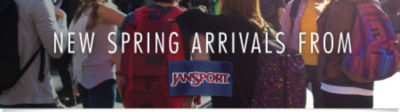 Shop New Arrivals from JanSport