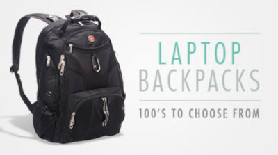Choose from 100s of Laptop Backpacks! Shop Now