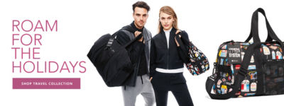 Shop LeSportsac Travel Collection