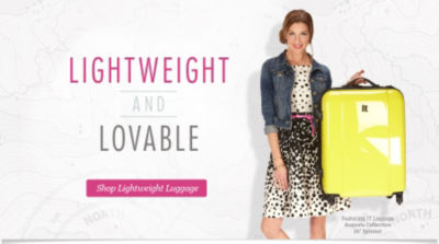 Lightweight Luggage you are sure to love. Shop Lightweight Luggage Now