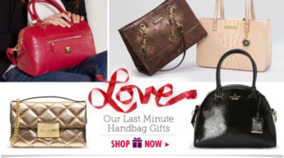 Love our Last Minute Handbag Gifts! Shop Handbags and Purses Now