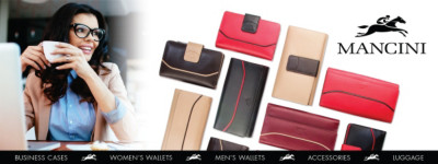 Shop Mancini Leather Goods