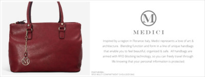 Shop Medici Collections