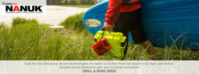 Shop Nanuk Small & Nano