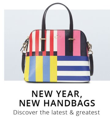 New Year, New Handbags | Discover the latest & greatest