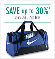 Save on Nike Bags