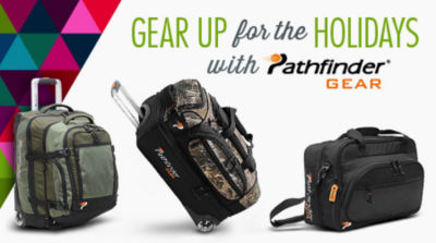 Gear Up for the Holidays with Pathfinder Gear!