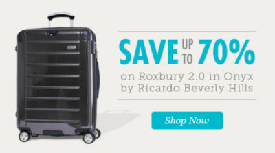 Save up to 70% on Roxbury 2.0 in Onyx by Ricardo Beverly Hills | Shop Now