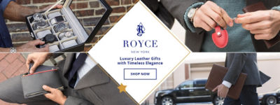 Shop Royce Leather Gifts