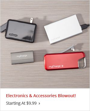 Electronics & Accessories Starting at $9.99