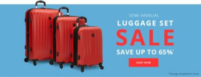 Luggage Set Sale | Save Up To 65%