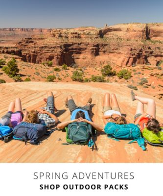 Spring Adventures | Shop Outdoor Packs