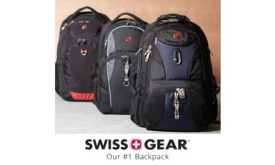 SwissGear | Our #1 Backpack
