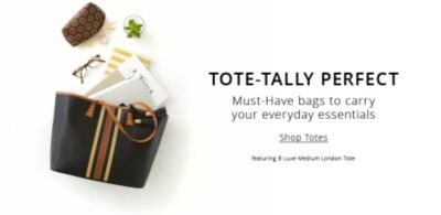Tote-Tally Perfect | Must-havfe bags to carry your everyday essentials