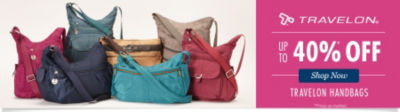 Up to 40% Off Travelon Handbags & Purses. Shop Now!