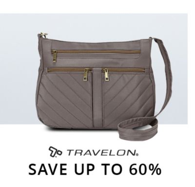 Travelon | Save Up To 60%