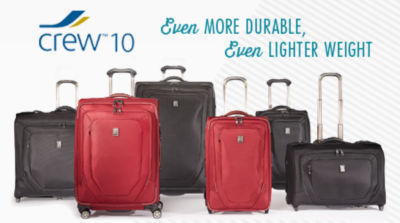 Shop Travelpro Crew 10 - Even more durable, even lighter weight!