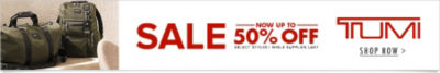 TUMI Sale | Up to 50% Off | Shop Now