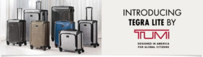 Introducing Tegra Lite by Tumi | Shop Now
