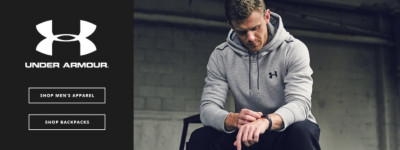 Shop Under Armour Men's Clothing and Backpacks