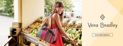 Shop Vera Bradley New Arrivals