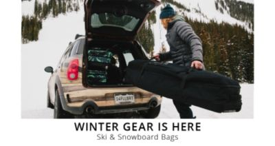 Winter Gear is Here | Ski & Snowboard Bags