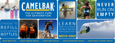 Shop CamelBak Backpacks and Water Bottles