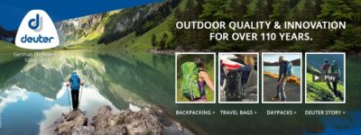 Shop Deuter Backpacks and Travel Gear