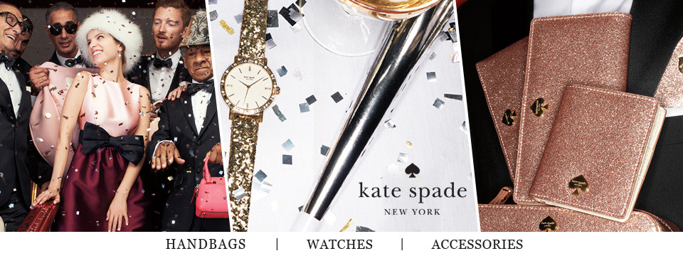 Shop Kate Spade Handbags, Watches, and Accessories