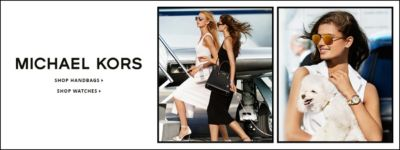 Shop MICHAEL Michael Kors Handbags & Watches