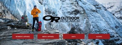 Shop Outdoor Research